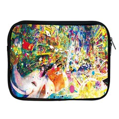 Multicolor Anime Colors Colorful Apple Ipad 2/3/4 Zipper Cases