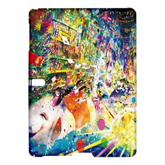 Multicolor Anime Colors Colorful Samsung Galaxy Tab S (10 5 ) Hardshell Case