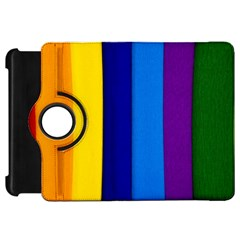 Paper Rainbow Colorful Colors Kindle Fire Hd 7