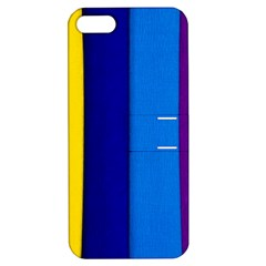 Paper Rainbow Colorful Colors Apple Iphone 5 Hardshell Case With Stand
