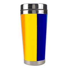 Paper Rainbow Colorful Colors Stainless Steel Travel Tumblers