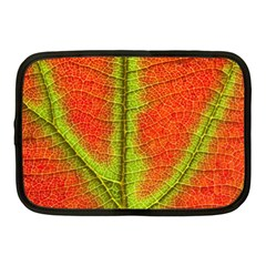 Nature Leaves Netbook Case (medium)