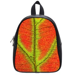 Nature Leaves School Bags (small)