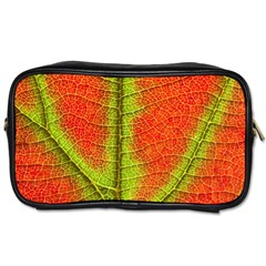 Nature Leaves Toiletries Bags