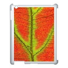 Nature Leaves Apple Ipad 3/4 Case (white)