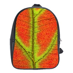 Nature Leaves School Bags (xl)