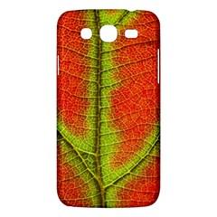 Nature Leaves Samsung Galaxy Mega 5 8 I9152 Hardshell Case