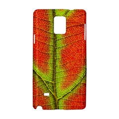 Nature Leaves Samsung Galaxy Note 4 Hardshell Case