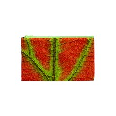 Nature Leaves Cosmetic Bag (xs)