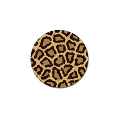 Leopard Golf Ball Marker (10 Pack)