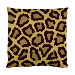 Leopard Standard Cushion Case (one Side)
