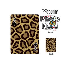 Leopard Playing Cards 54 (mini)