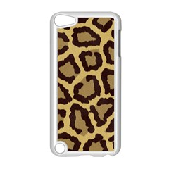 Leopard Apple Ipod Touch 5 Case (white)