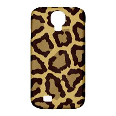 Leopard Samsung Galaxy S4 Classic Hardshell Case (pc+silicone)