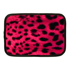 Leopard Skin Netbook Case (medium)