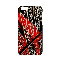 Leaf Pattern Apple Iphone 6/6s Hardshell Case