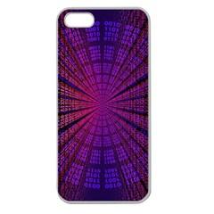 Matrix Apple Seamless Iphone 5 Case (clear)