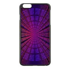 Matrix Apple Iphone 6 Plus/6s Plus Black Enamel Case