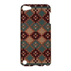 Knitted Pattern Apple Ipod Touch 5 Hardshell Case