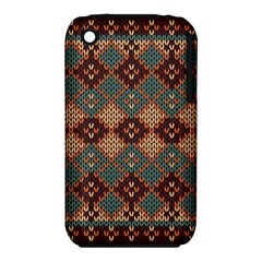 Knitted Pattern Iphone 3s/3gs