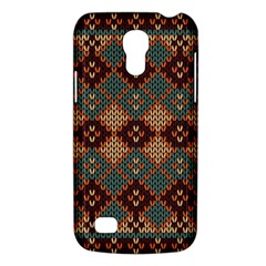 Knitted Pattern Galaxy S4 Mini