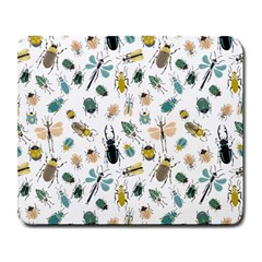 Insect Animal Pattern Large Mousepads