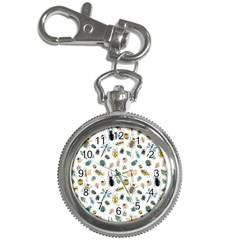 Insect Animal Pattern Key Chain Watches