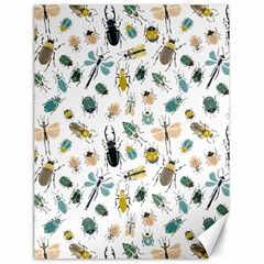 Insect Animal Pattern Canvas 18  X 24