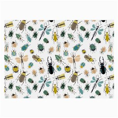 Insect Animal Pattern Large Glasses Cloth