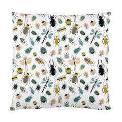 Insect Animal Pattern Standard Cushion Case (two Sides)