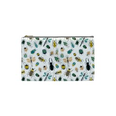 Insect Animal Pattern Cosmetic Bag (small)