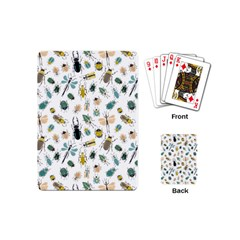 Insect Animal Pattern Playing Cards (mini)
