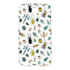 Insect Animal Pattern Samsung Galaxy S4 I9500/i9505 Hardshell Case