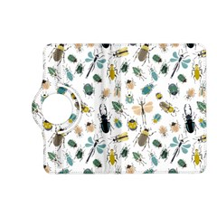 Insect Animal Pattern Kindle Fire Hd (2013) Flip 360 Case