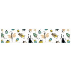 Insect Animal Pattern Flano Scarf (small)