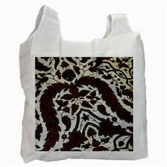 Javanese Batik Recycle Bag (one Side)
