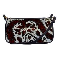 Javanese Batik Shoulder Clutch Bags