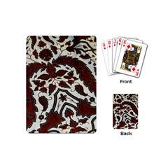 Javanese Batik Playing Cards (mini)