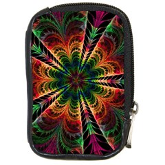 Kaleidoscope Patterns Colors Compact Camera Cases