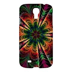 Kaleidoscope Patterns Colors Samsung Galaxy S4 I9500/i9505 Hardshell Case