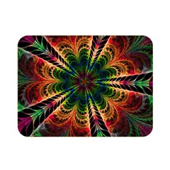 Kaleidoscope Patterns Colors Double Sided Flano Blanket (mini)