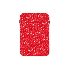 Heart Pattern Apple Ipad Mini Protective Soft Cases