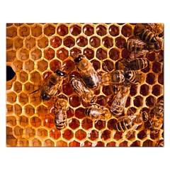 Honey Bees Rectangular Jigsaw Puzzl