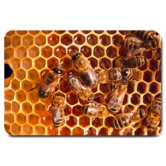 Honey Bees Large Doormat