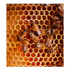 Honey Bees Shower Curtain 66  X 72  (large)