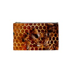 Honey Bees Cosmetic Bag (small)