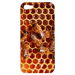 Honey Bees Apple Iphone 5 Hardshell Case