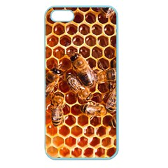 Honey Bees Apple Seamless Iphone 5 Case (color)