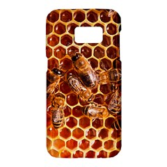 Honey Bees Samsung Galaxy S7 Hardshell Case