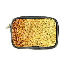 Gold Pattern Coin Purse